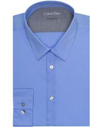 Calvin Klein Extreme Slim Fit Dress Shirt - Lyst
