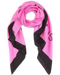 Balenciaga Silk Scarf - Lyst