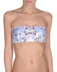 Wildfox Bikini Top - Lyst