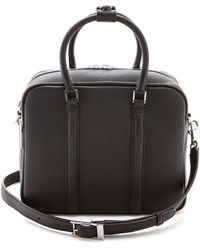 A.L.C. Louise Satchel Bag Black - Lyst