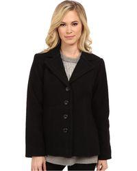 Pendleton Petite Jane Boiled Wool Jacket - Lyst