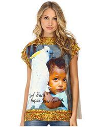 Vivienne Westwood Gold Label | Bird T-shirt | Lyst