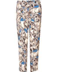 Paul & Joe Silk Payotte Pants - Lyst