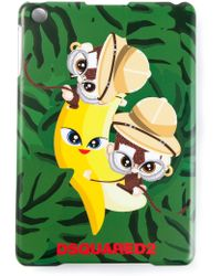 DSquared² Printed Ipad Case - Lyst