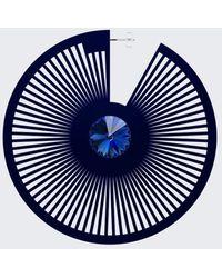 Vojd Studio Phase Earrings Navy blue - Lyst