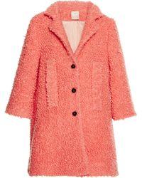 Roksanda Sorbet Wool Silk Mohair Coat 6Y 8Y - Lyst