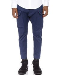 DSquared2 Rider Cargo Pants - Lyst
