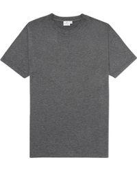 Sunspel Riviera Crew Neck T-Shirt - Lyst