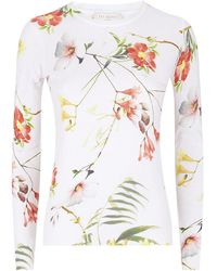Ted Baker Ellora Sweater - Lyst