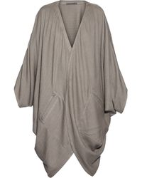 Denis Colomb - Hand-woven Cashmere Kimono Cardigan - Lyst