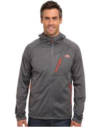 The North Face Canyonlands Hoodie Full Zip - Lyst