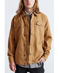 Obey Atwood Jacket - Lyst