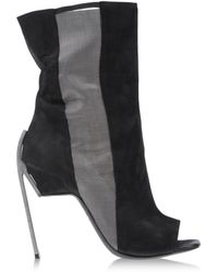 Vic Matie' Ankle Boots - Lyst