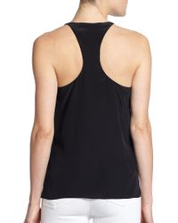 Rory Beca | Kai Silk Racerback Camisole | Lyst