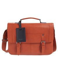 Ted Baker - 'miamore' Leather Briefcase - Lyst