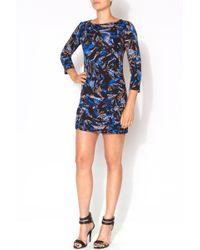 Yumi Kim Livy Shift Dress blue - Lyst