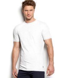 Polo Ralph Lauren Celebrity Crew Neck T-Shirt 3 Pack - Lyst