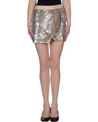 Beayukmui Mini Skirt - Lyst