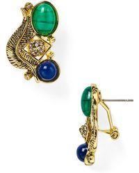House of Harlow 1960 - Arremon Feather Stud Earrings - Lyst