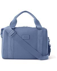 07d5921d5ba9 Dagne Dover - Weston Laptop Bag - Ash Blue - Medium - Lyst