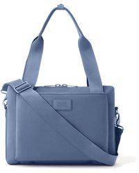 Dagne Dover Ryan Laptop Bag - Ash Blue - Medium