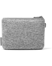 Dagne Dover - The Scout Pouch - Heather Grey - Small - Lyst