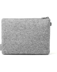 Dagne Dover - Scout Pouch - Heather Grey - Large - Lyst