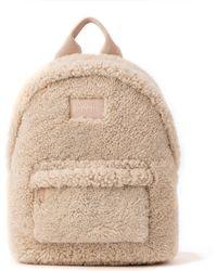 Dagne Dover - Dakota Backpack - Dusk Shearling - Small - Lyst