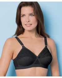 DAMART - Pack Of 2 Playtex Cross Your Heart Lace Bras - Lyst