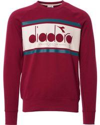 Diadora - Spectra Sweatshirt - Lyst