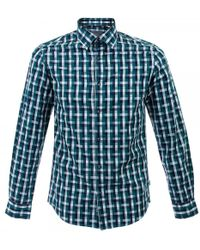 Matíníque - Robon Mystery Check Shirt - Lyst