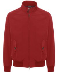Baracuta - G9 Modern Classic Harrington Jacket - Lyst