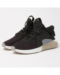 """adidas Tubular Rise Arrives in """"Core Black with 3M Reflective Nike"""