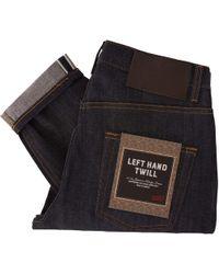 Naked & Famous - Easy Guy Left Hand Twill Selvedge Jeans - Lyst