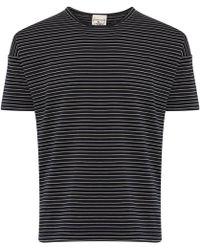S.N.S Herning - Original Stripe T-shirt - Lyst