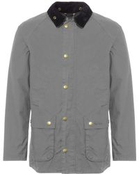 Barbour - Washed Bedale - Lyst