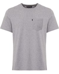 Barbour - Essential Pocket T-shirt - Lyst