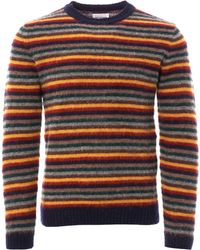 Norse Projects - Sigfred Lambswool Jumper - Lyst