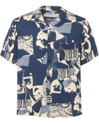 Portuguese Flannel - Cuca Shirt - Lyst