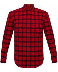 Filson - Alaskan Guide - Alaska Fit Shirt 1101200Rd - Lyst