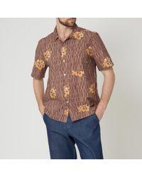 Universal Works - Road Shirt - Lyst