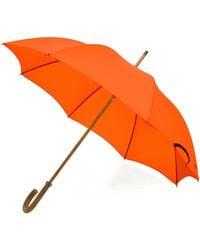 London Undercover City Gent Orange Umbrella