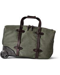 Filson - Small Rolling Duffle Bag - Lyst