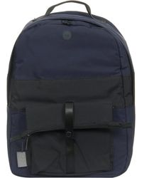 Folk - Folk Pocket Navy Backpack Flkf29123 - Lyst
