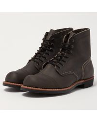 """Red Wing - 8086 Heritage 6"""" Iron Ranger Boot - Lyst"""