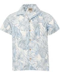 Naked & Famous - Aloha Shirt - Lyst