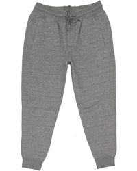 Armani Jeans - Cuff Grey Joggers 8N6P88 - Lyst