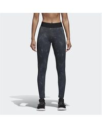 adidas Originals - Stardust Id Aop Tights - Lyst