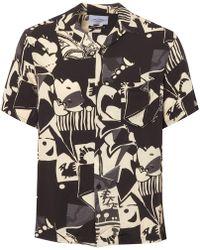 Portuguese Flannel - Black Cuca Shirt - Lyst