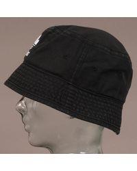 adidas Originals - Trefoil Bucket Hat - Lyst